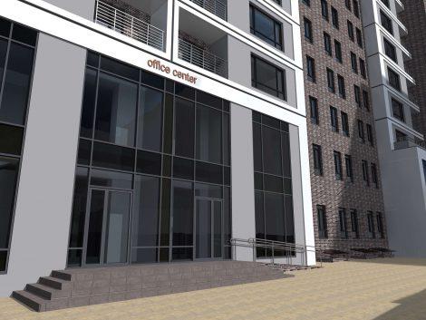 Офисы и торговые помещения